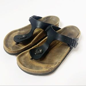 Birkenstock Gizeh Thong Leather Sandal